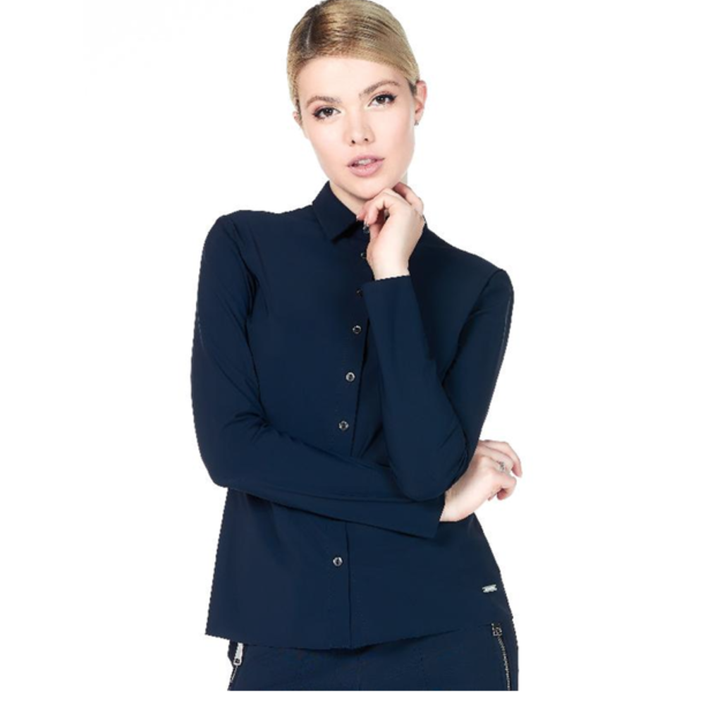 Jane Lushka Jane Lushka blouse U719AW10 Black