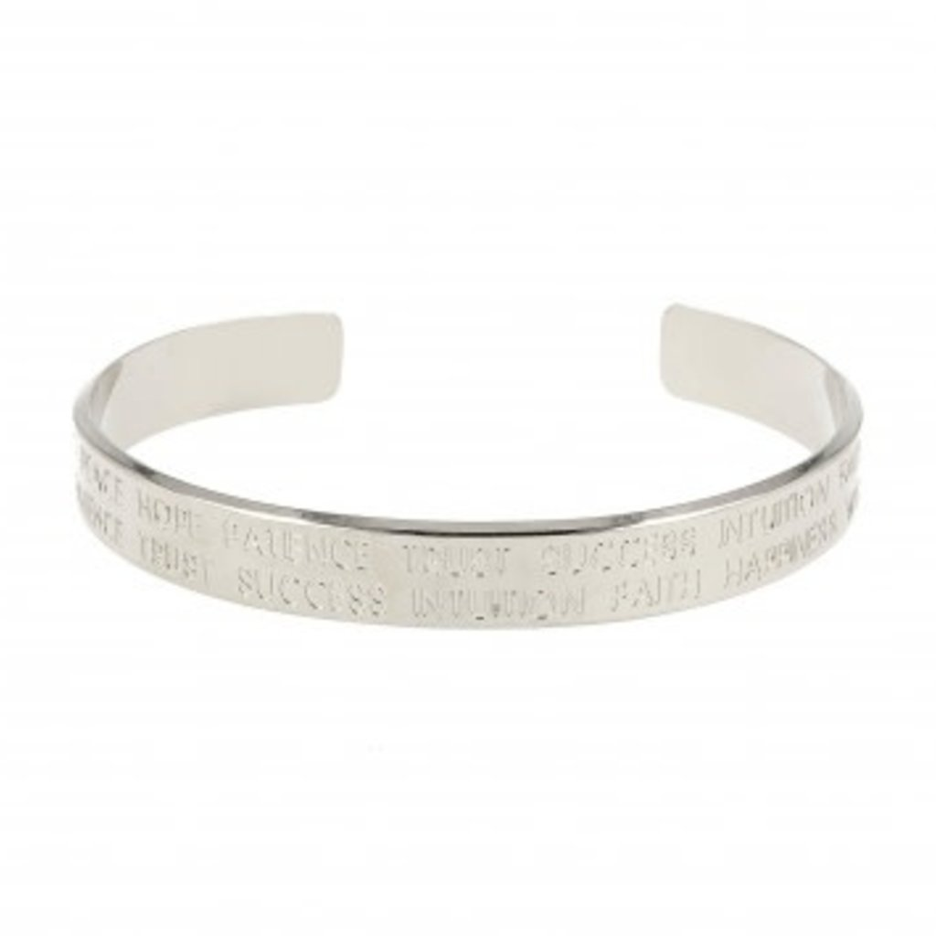 LOTT. Gioielli LOTT. Originals Only armband Quote Silver Plated M