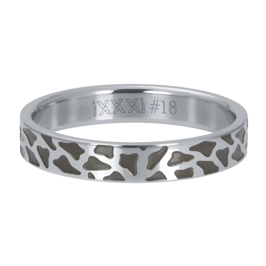 iXXXi Jewelry iXXXi vulring 4 mm Panther Silver