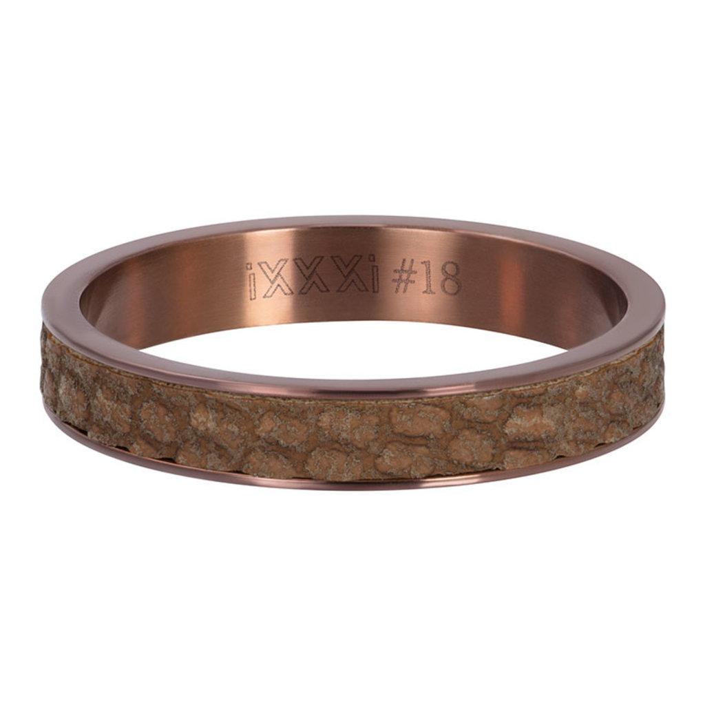 iXXXi Jewelry iXXXi vulring 4 mm Cobra Brown