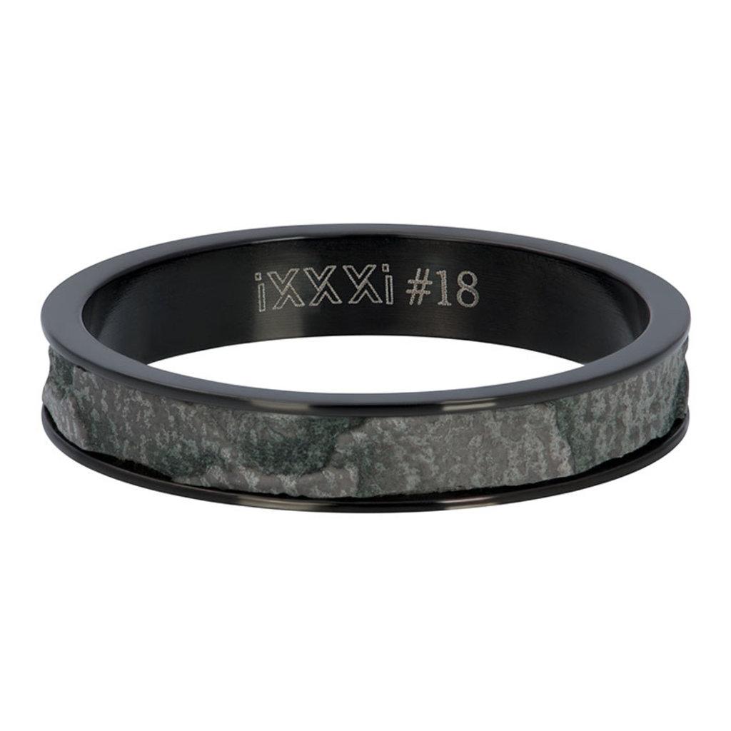 iXXXi Jewelry iXXXi vulring 4 mm Elephant Black