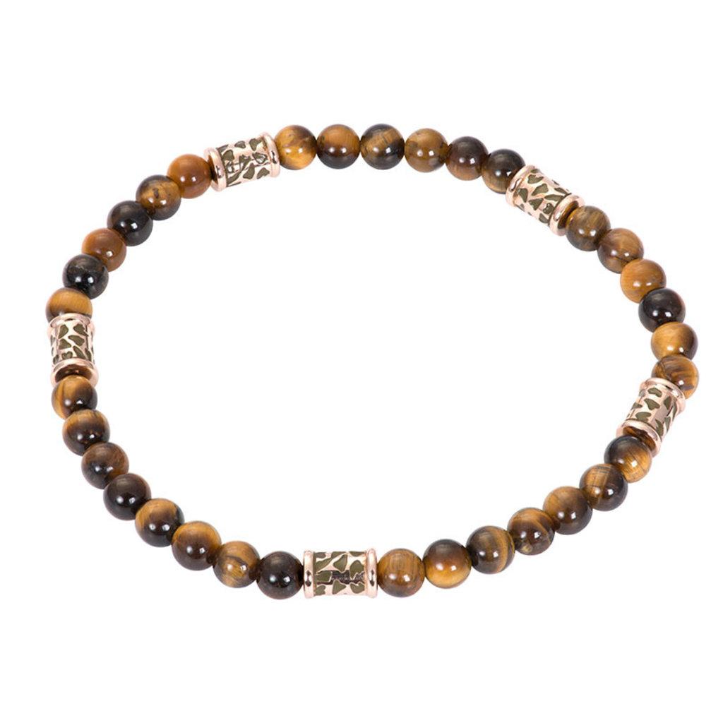 iXXXi Jewelry iXXXi armband Cape Town Rosé Gold Plated
