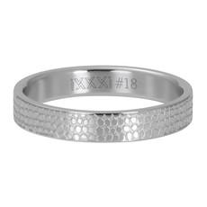 iXXXi Jewelry iXXXi vulring 4 mm Giraffe Silver
