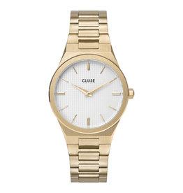 CLUSE CLUSE horloge Vigoureux CW0101210002 Gold Snow White