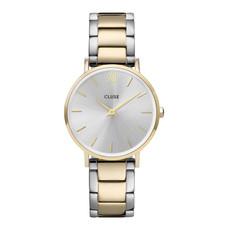 CLUSE CLUSE horloge Minuit 3-Link Gold Silver/Gold
