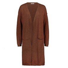 Circle of Trust Circle of Trust Nowy Cardigan Rusty Brown