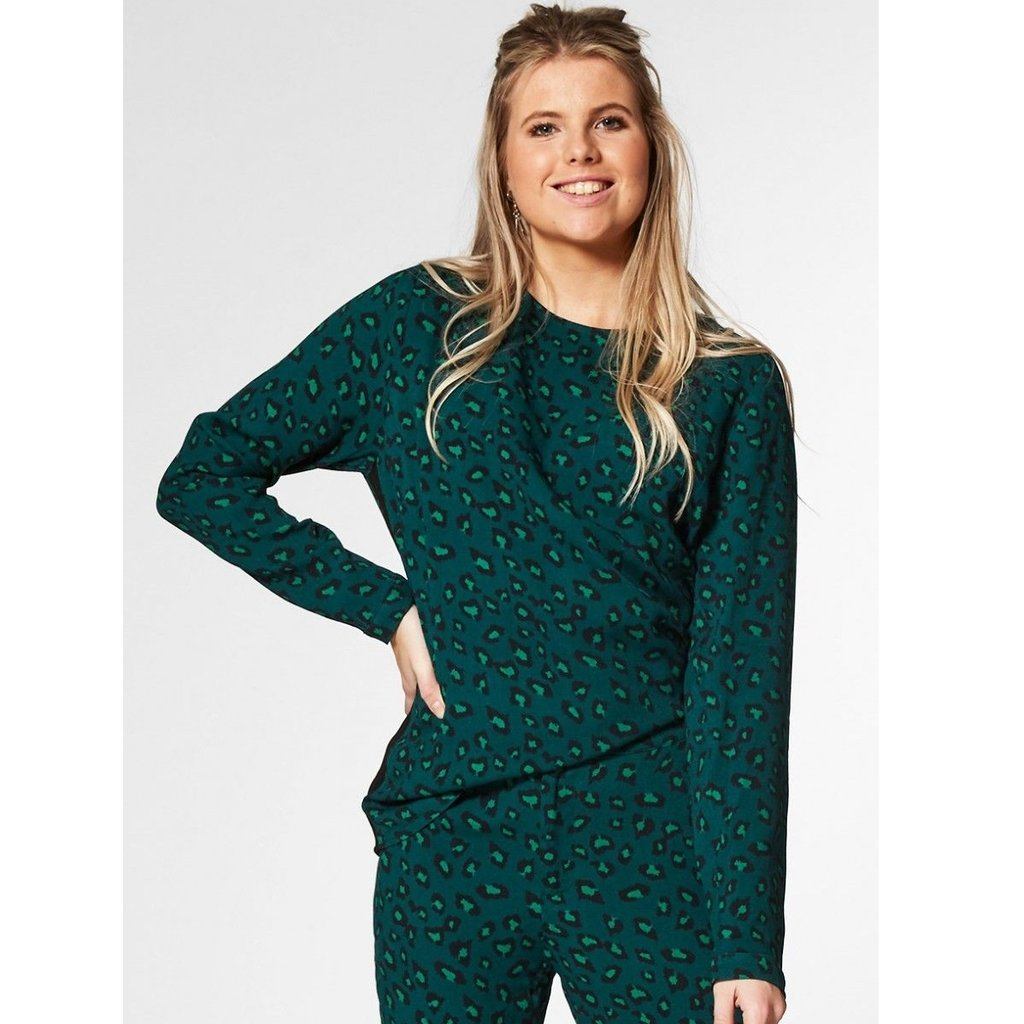 Circle of Trust Circle of Trust blouse Jazzy Winter Leo