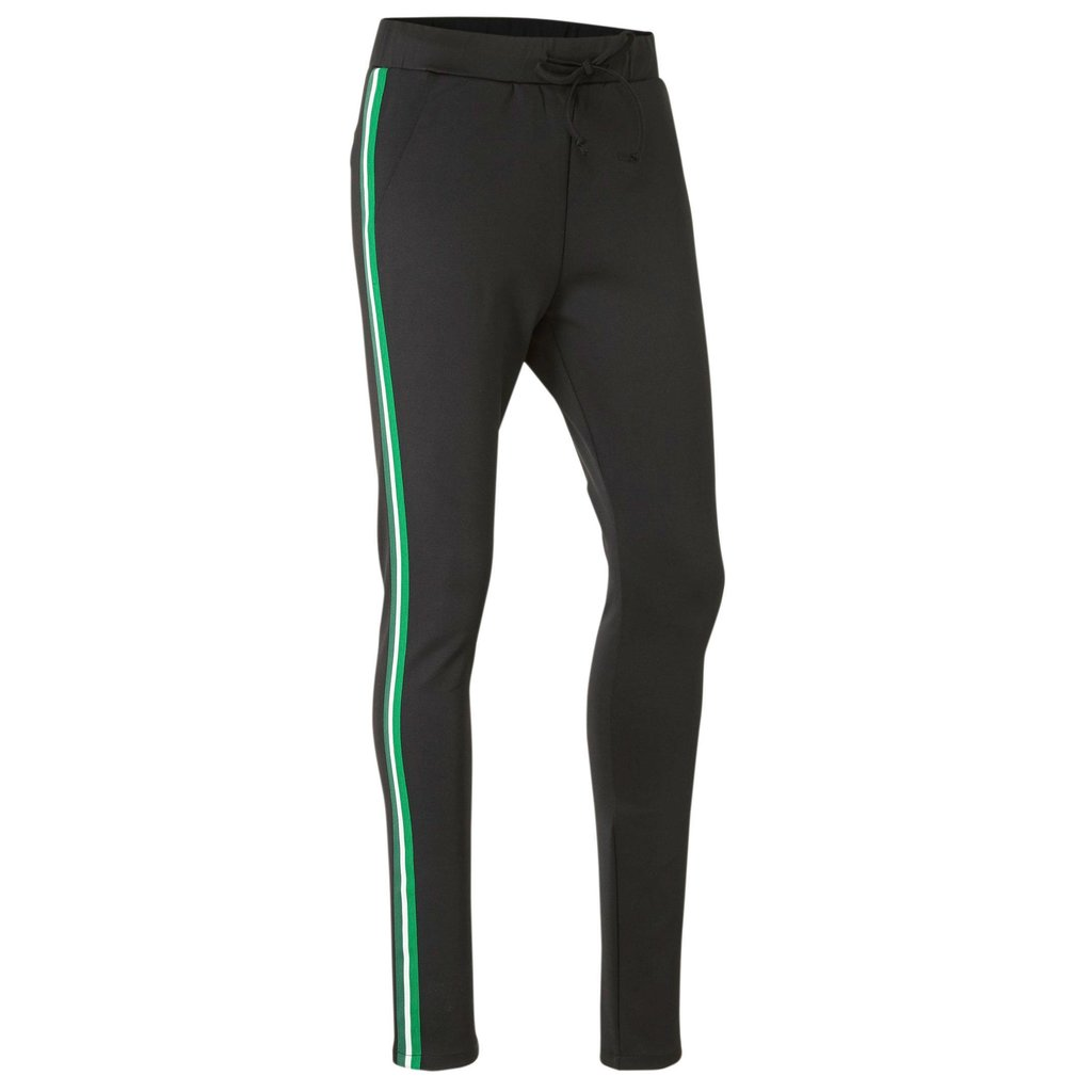 Circle of Trust Circle of Trust broek Robyn Jogg Black Emerald Green