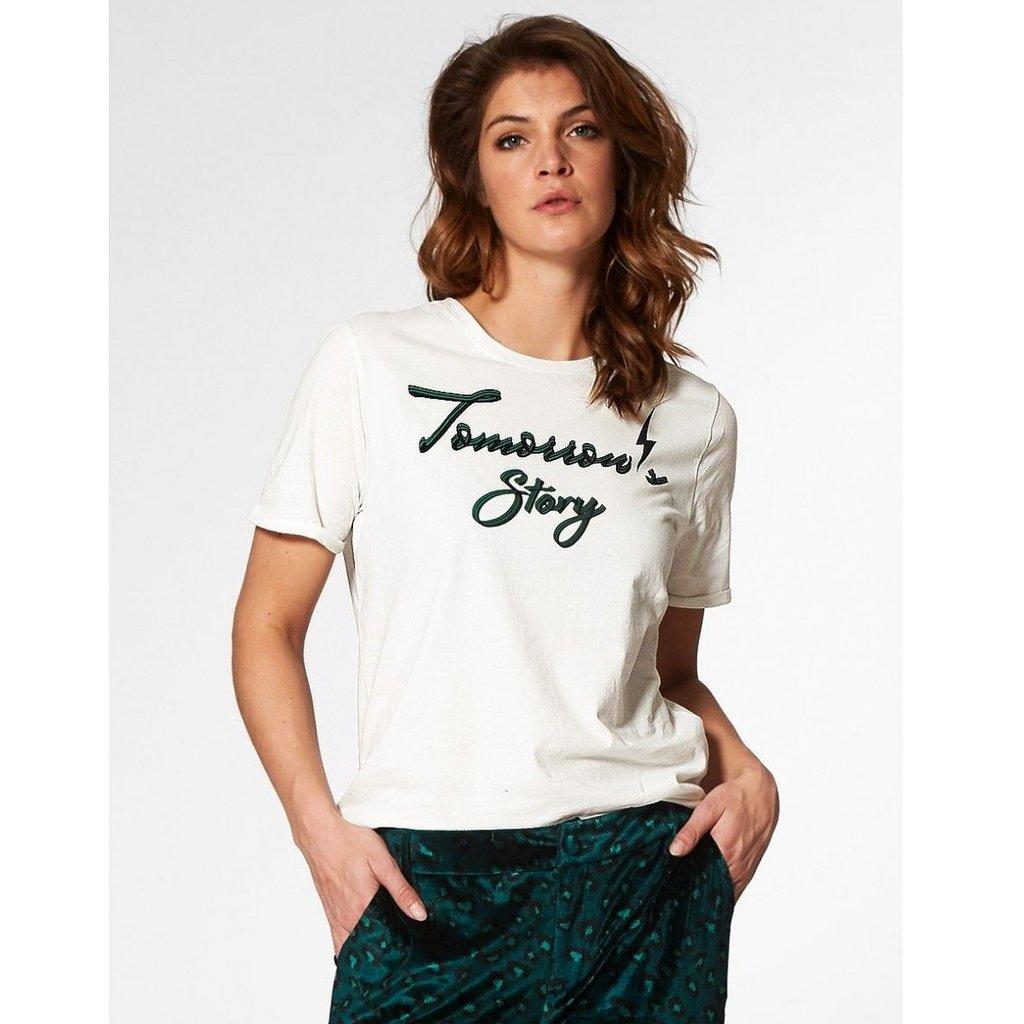 Circle of Trust Circle of Trust T-shirt Magic Tomorrow's Story White