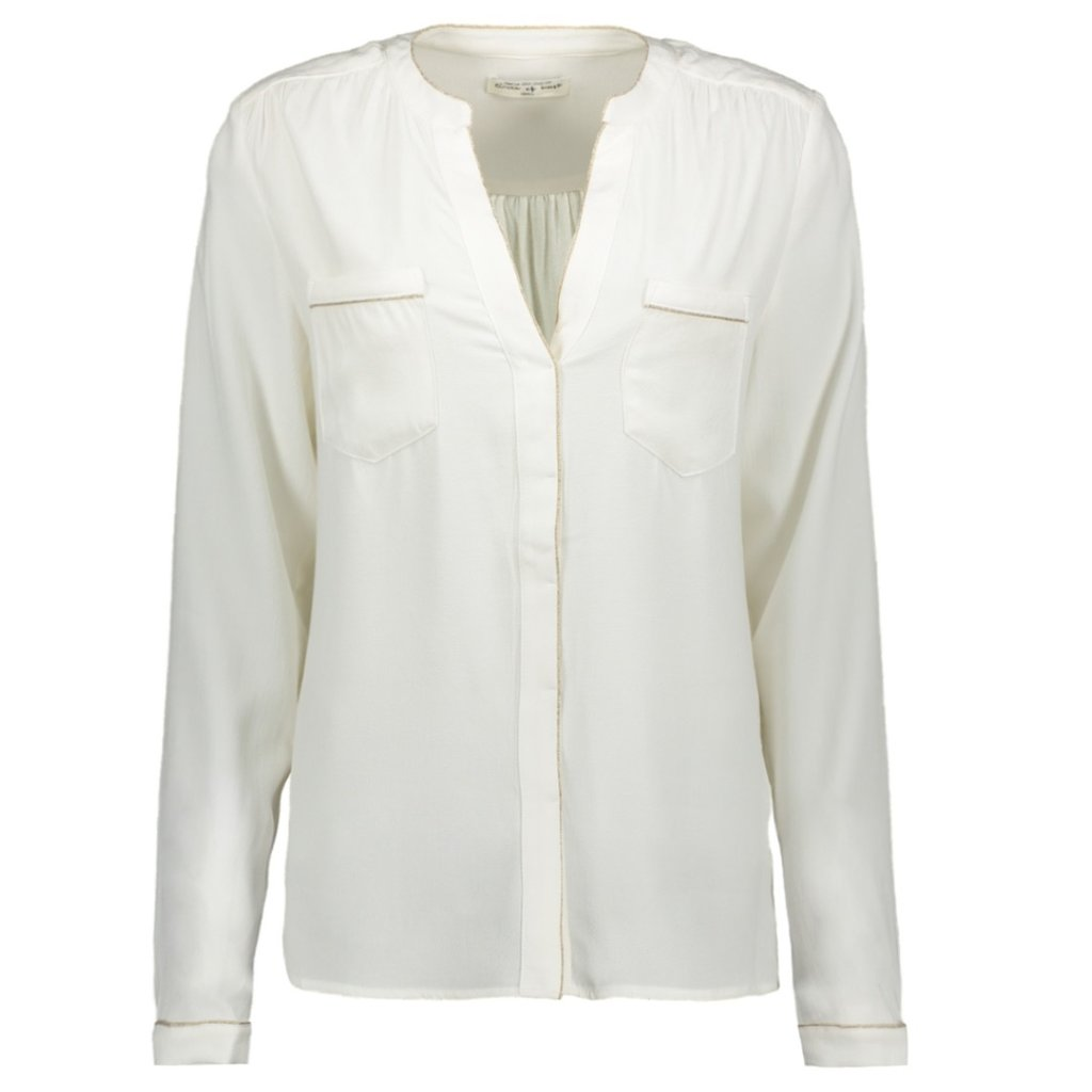 Circle of Trust Circle of Trust blouse Flora Snow White