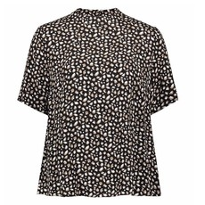 Circle of Trust Circle of Trust top Dolly Leopard Sand