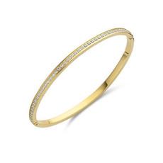 Melano Melano Friends armband Hinged Zirkonia Goldplated