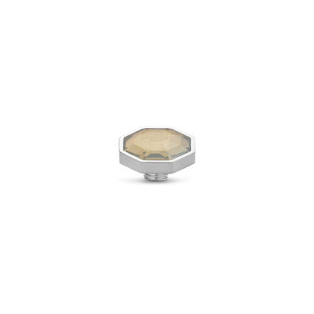 Melano Melano Vivid meddy 12 mm Solaris Stainless Steel Golden Shadow