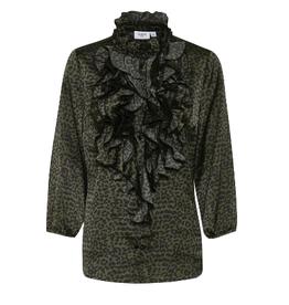Saint Tropez Saint Tropez blouse U1152 30501420 Musk