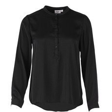Saint Tropez Saint Tropez blouse U1020 Black
