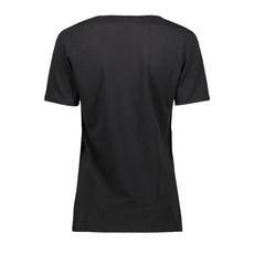 Zoso Zoso T-shirt 195 Disco met Foil Print Black