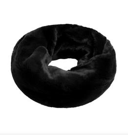 Sjaal Furry Loop Black