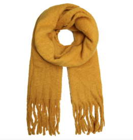 Sjaal Solid Colour Yellow