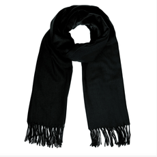 Sjaal Chilled Black