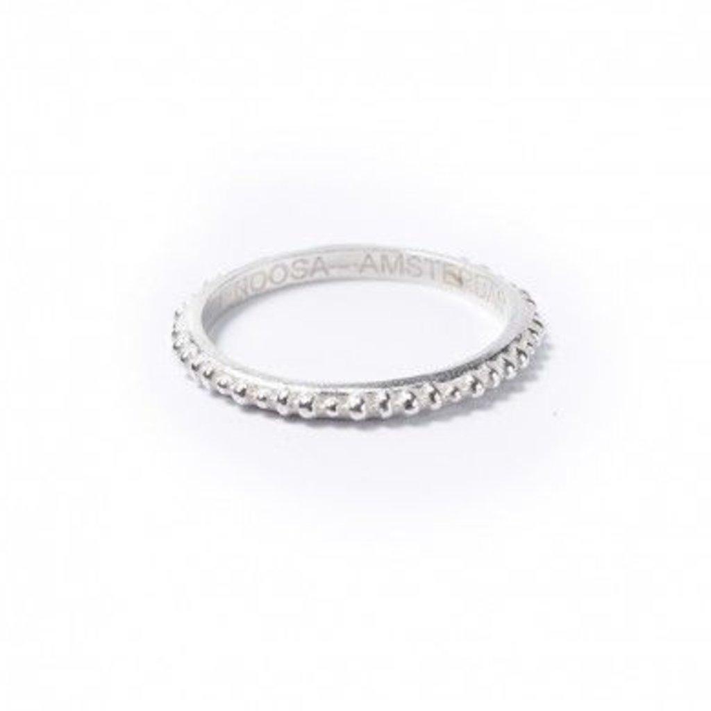 Noosa NOOSA Symbol ring Masai Zilver maat 50
