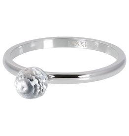 iXXXi Jewelry iXXXi vulring 2 mm Crystal Glass Ball Silver