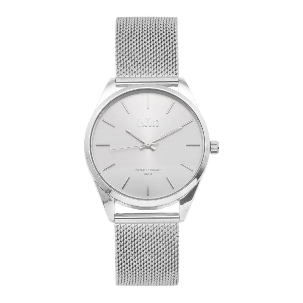 IKKI iKKi horloge Jacky JCK01 Silver
