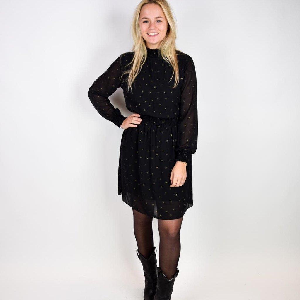 Typical Jill jurk Noa Star Zwart