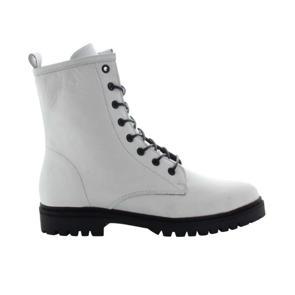 Tango Tango Boots Bee 81- C White Leather