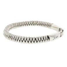 JOSH Josh armband 22358 Zilver Maat S