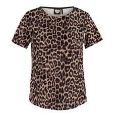 Catwalk Junkie T-shirt Velvet Wild Scene