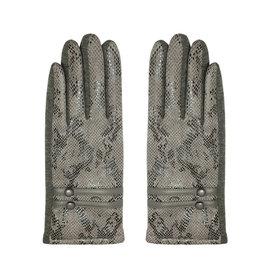 Handschoenen Serpent Grijs