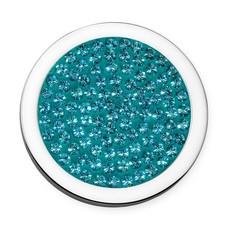 Mi Moneda Mi Moneda munt Diamond Disc Ocean Green M