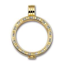 Mi Moneda Mi Moneda pendant Grace Gold Plated