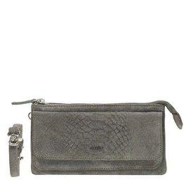 DSTRCT DSTRCT Crossbody Wallet 126540 Grey