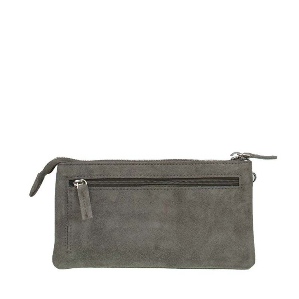 DSTRCT DSTRCT Crossbody Wallet 126540 Grey
