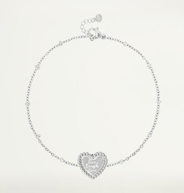 My Jewellery My Jewellery armband Live Laugh Love Zilver