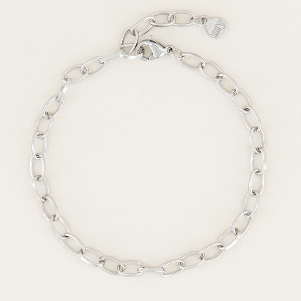 My Jewellery My Jewellery armband Moments Small Zilver