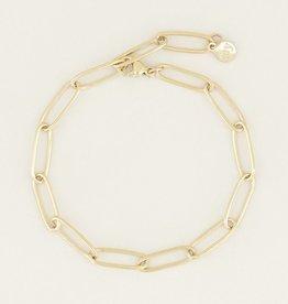 My Jewellery My Jewellery armband Moments Goud