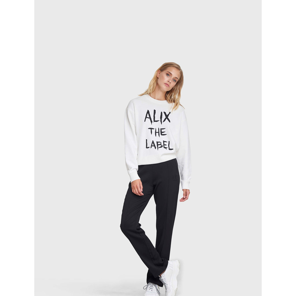ALIX The Label ALIX sweater Soft White