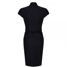 Jane Lushka Jane Lushka jurk U920SS91233S Black