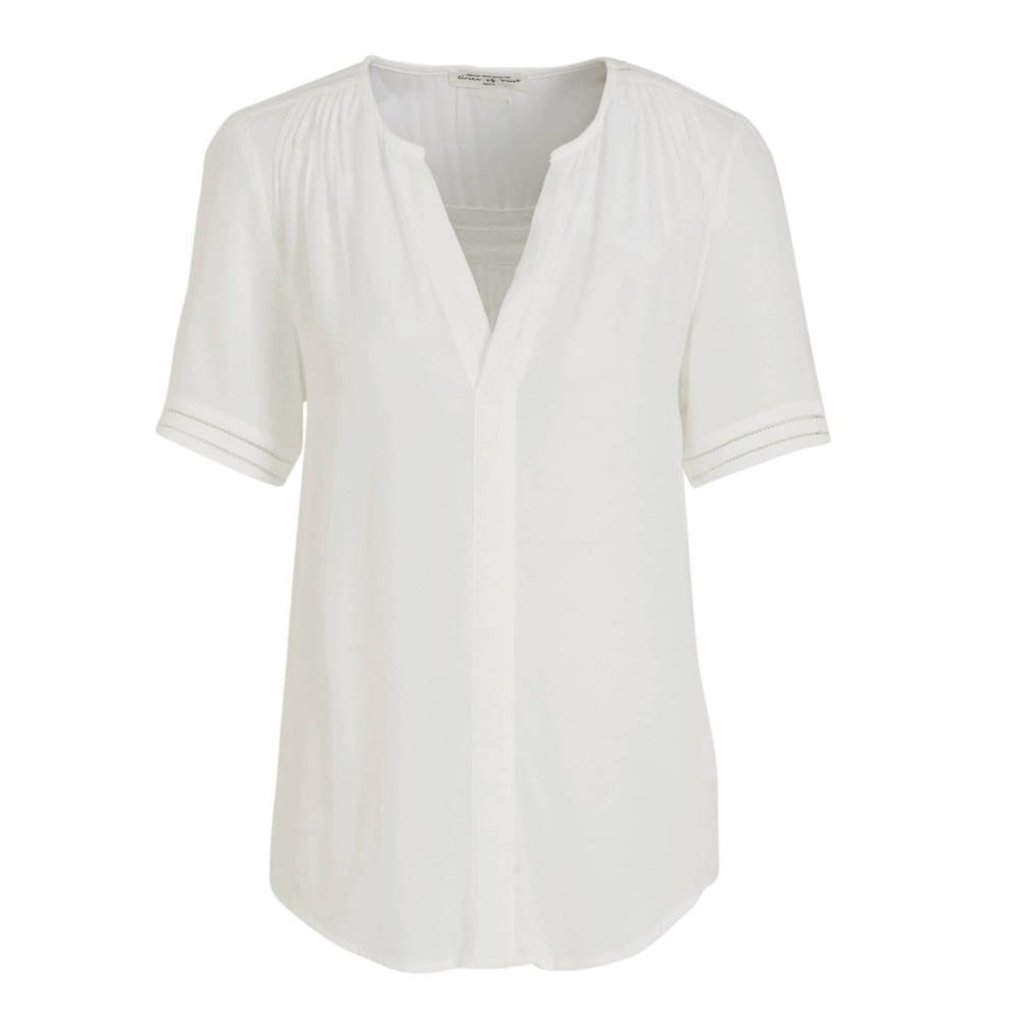 Circle of Trust Circle of Trust Blouse Cristy Off White
