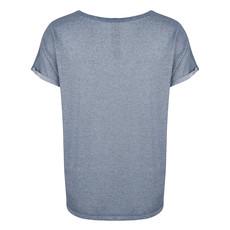 Jane Lushka Jane Lushka T-Shirt RP620SS20 Hope Short Blue Melange