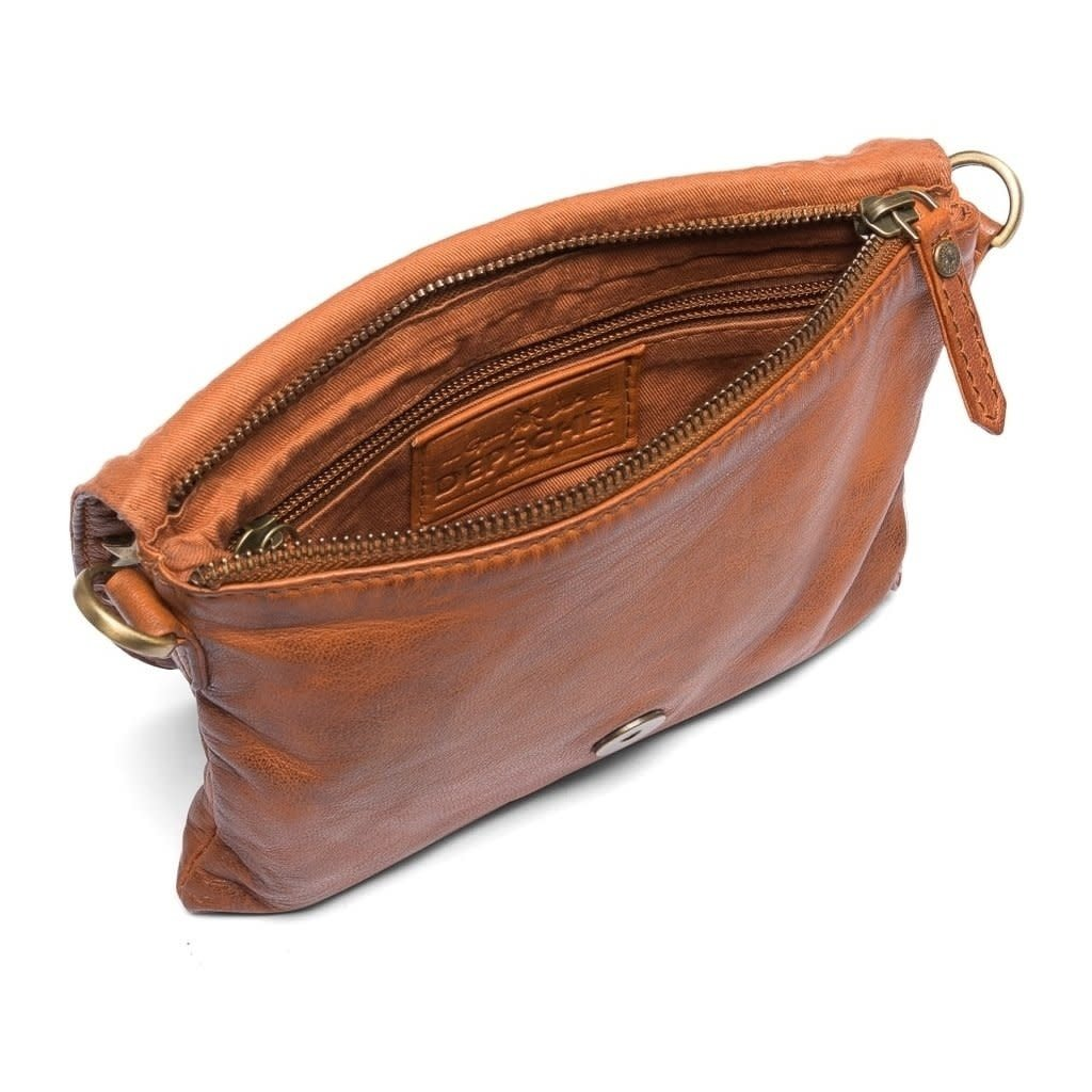 Depeche Depeche tas 14218 Small Bag/Clutch Cognac