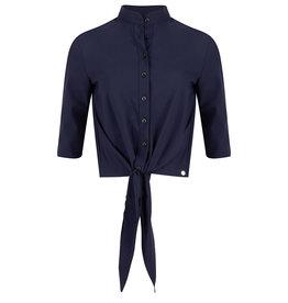 Jane Lushka Jane Lushka blouse Chloe Cropped Jeans
