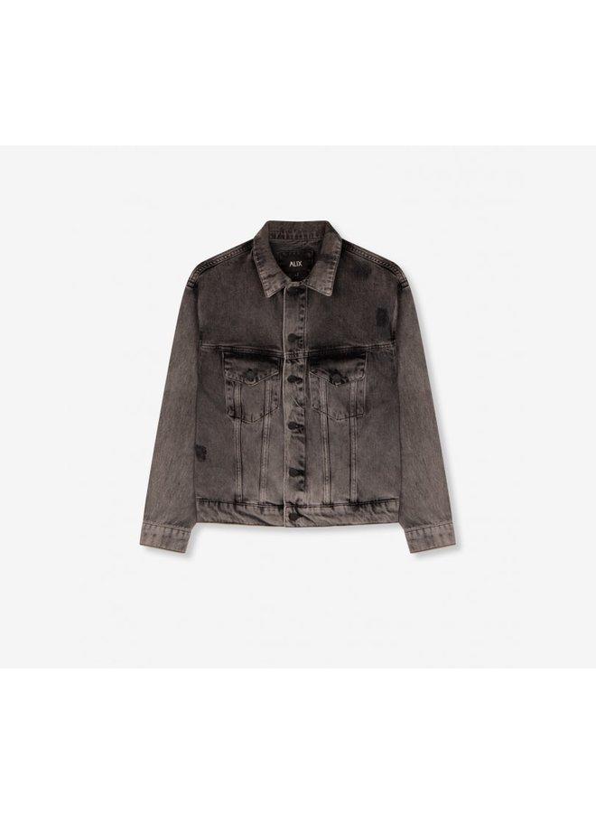 ALIX Denim Jacket Quiet Grey