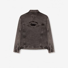 ALIX The Label ALIX Denim Jacket Quiet Grey