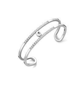 Melano Melano Twisted armband Trixie Stainless Steel