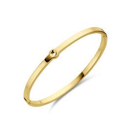 Melano Melano Twisted armband Tabora Gold Plated