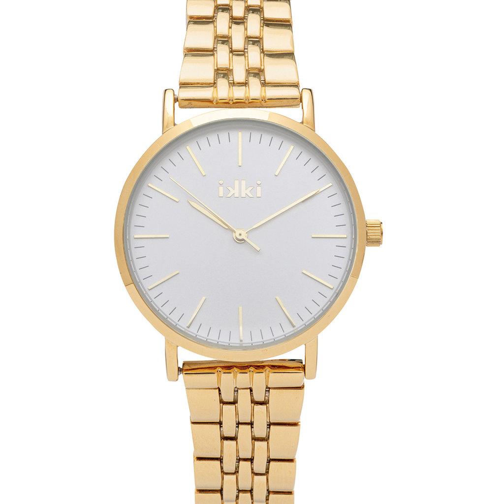 IKKI IKKI horloge RSE11 Gold/Silver