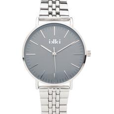 IKKI IKKI horloge MRG05 Silver/Taupe
